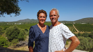 Ik Vertrek Dave en Anne - Portugal