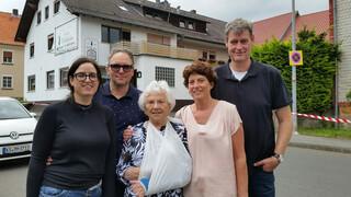 Ik Vertrek Petra en Astrid - Duitsland