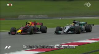 De winnende race van Max Verstappen in Maleisië