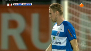 Samenvatting PEC Zwolle - FC Groningen