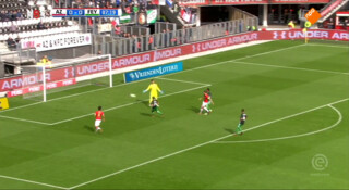 Samenvatting AZ - Feyenoord