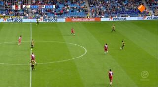 Samenvatting Vitesse - Utrecht