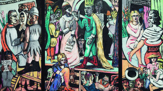 Close Up - Max Beckmann: Transit Amsterdam (1937-1947)