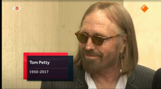 Rockmuzikant Tom Petty (66) overleden