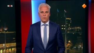 NOS Journaal 13.00 uur (Nederland 2) NOS Journaal aftreden van Minister Hennis van Defensie