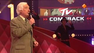 Tv-comeback - Dick Passchier