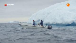 Nienke gaat op pad met een traditionele Groenlandse jager