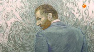 Eerste geschilderde animatiefilm ter wereld: 'Loving Vincent'
