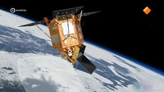 Nederlands ruimte-instrument brengt luchtkwaliteit in kaart