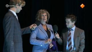 Theatervoorstelling over Neelie Kroes: één van de machtigste vrouwen van Nederland