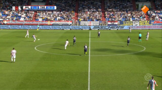Samenvatting Willem II - FC Twente