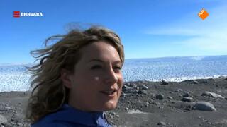 Nienke checkt de meest actieve gletsjer ter wereld