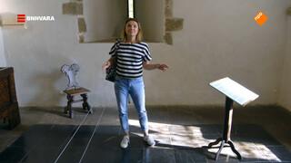 Evi bezoekt een mysterieus kasteel in Tsjechië