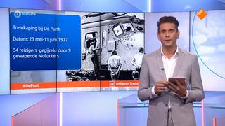 Oud-mariniers doen boekje open over treinkaping De Punt