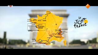 Tour van 2018 telt 66 tijdritkilometers