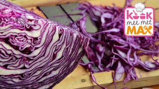 Kook Mee Met Max - Rodekoolsoep Met Gedroogde Pruimen