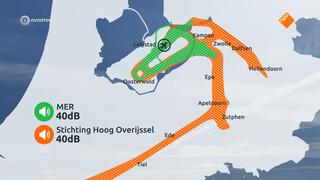 Geluidsoverlast Lelystad Airport fors onderschat