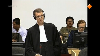 Advocaat Victor Koppe verdedigde kopstuk Rode Khmer
