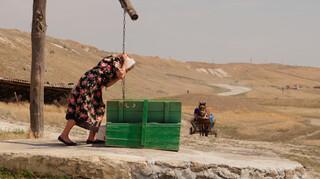 Ouderen in Moldavië hebben geen schoon drinkwater