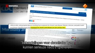 Zembla: Undercover in de Duitse Lyme-kliniek