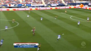 Samenvatting sc Heerenveen – Vitesse