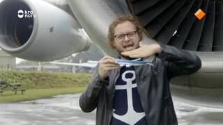 Wetenschap: Hoe kan het dat een vliegtuig in de lucht blijft hangen?