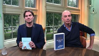 VPRO Boeken Auke Hulst en Tommy Wieringa