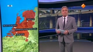 Journaal: Hoeveel gebouwen nog onveilig?
