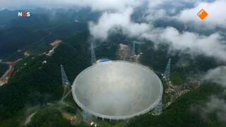 China speurt naar buitenaards leven