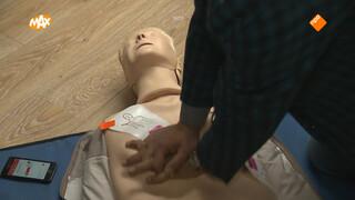 170.000 Nederlanders kunnen reanimeren bij hartstilstand