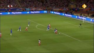 NOS Voetbal Supercup: wedstrijdanalyse
