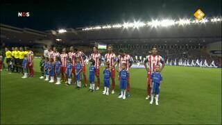 NOS Voetbal Supercup: 1ste helft