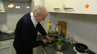 Ondervoeding is groot probleem bij ouderen