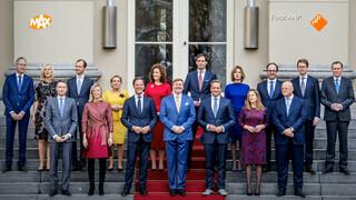 Er is een nieuw kabinet