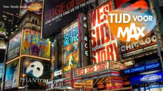 Tijd voor MAX Borstkanker bij mannen, West Side Story