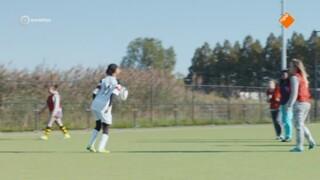 Voetbalmeisjes Ibi