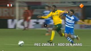 Samenvatting PEC Zwolle - ADO Den Daag