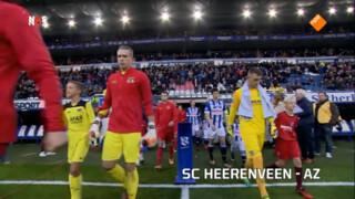 Samenvatting SC Heerenveen - AZ