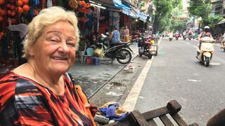 Erica Op Reis - Vietnam