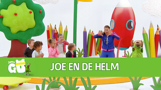 Zappelin Go Joe en de helm