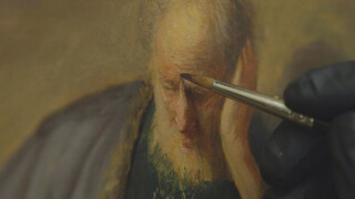 Het geheim van de Meester Rembrandt