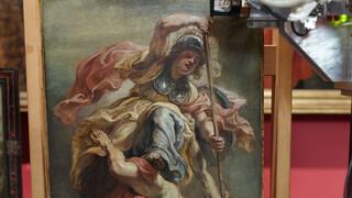 Het geheim van de Meester Rubens