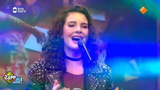SHALISA VAN DER LAAN - NOT ALONE (Live @Zapplive)