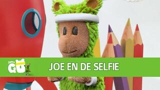 Joe en de selfie