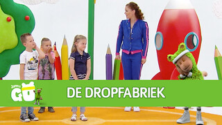 Joe en de dropfabriek