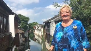 Erica op Reis: China