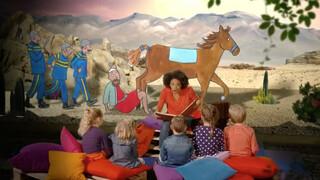 Verhalen Uit De Schatkist - Saulus Valt Van Zijn Paard