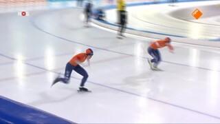 NOS Sport: Schaatsen Wereldbeker Heerenveen