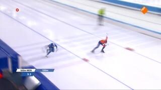 Schaatsen Wereldbeker Heerenveen