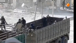 Geheime deal IS: honderden strijders mochten Raqqa verlaten